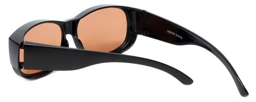 Calabria Fitover Sunglasses with Polarized Lenses 57134PL