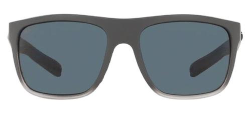 Costa Del Mar Broadbill Wrap Polarize Sunglasses Ocearch Fog Fade/Grey 580P 60mm