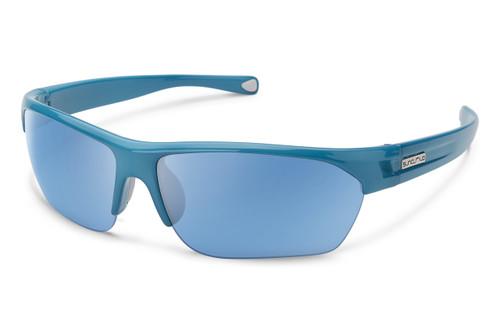 Glacier Blue and BLUE MIRROR