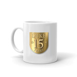 Duke University Retirement Mug