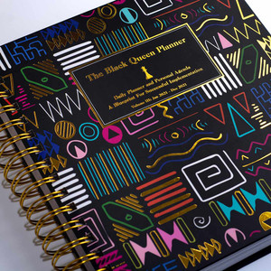 Vol. III Vibrant Roots Daily Planner
