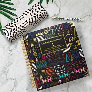 2021 Daily Planner Pen Bundle - Vibrant Roots