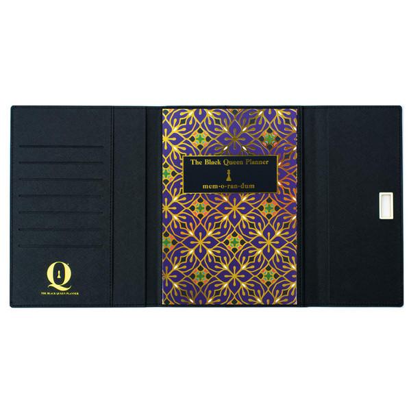 Royal Petals Queen Tri-Fold Journal