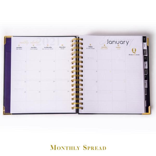 2021 Daily Planner Pen Bundle - Ankara