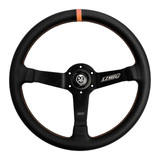 Perforated Leather LZMFG Steering Wheel