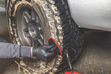 Foaming Tire Cleaner