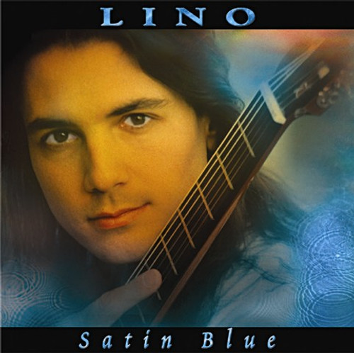 Satin Blue CD - Lino - FREE SHIPPING