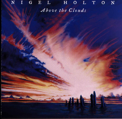Above the Clouds - Nigel Holton - FREE SHIPPING