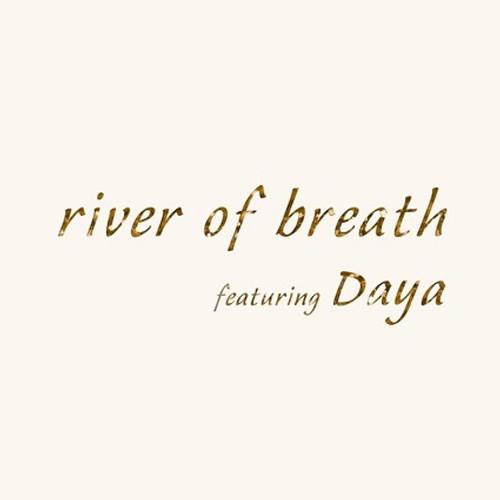 River of Breath CD - John Adorney featuring Daya - FREE SHIPPING