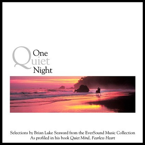 One Quiet Night CD - Selections by Brian Luke Seawards - FREE SHIPPING