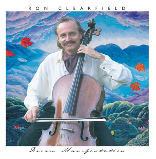 Dream Manifestation - Ron Clearfield- FREE SHIPPING