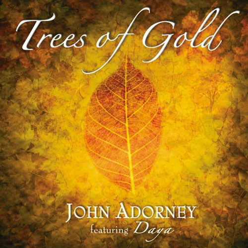 Trees of Gold CD - John Adorney - Free Shipping!