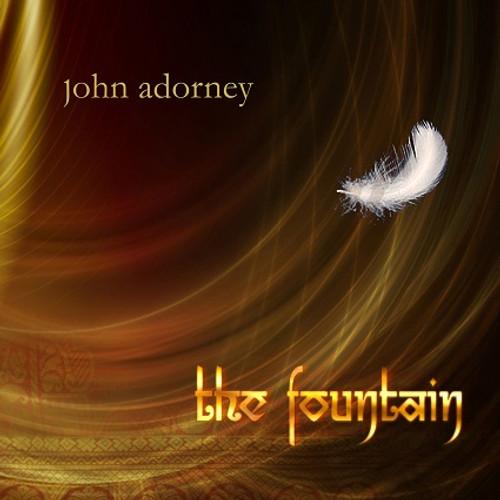 The Fountain CD - John Adorney - Free shipping
