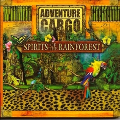 """Spirits of the Rainforest"" by Diane Arkenstone"