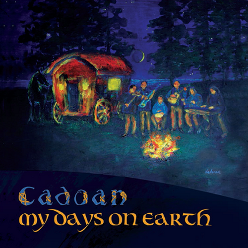 My Days on Earth CD - Cadoan - FREE SHIPPING!