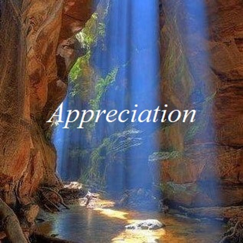 """Free download of """"appreciation"""" from the CD Toward a Gentle Place"""