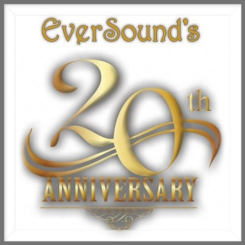 EverSound´s 20th Anniversary Celebration CD - FREE SHIPPING
