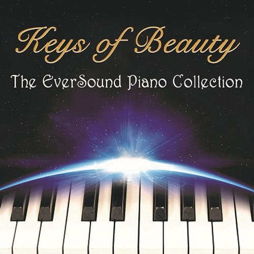 Keys of Beauty - The EverSound Piano Collection - FREE SHIPPING!