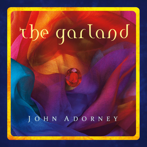 The Garland CD  - John Adorney - FREE SHIPPING
