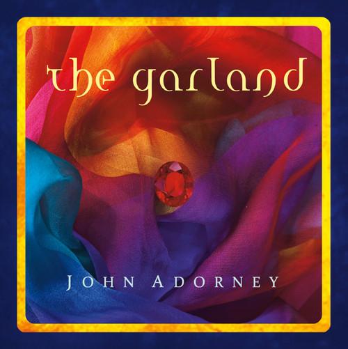 The Garland CD  - John Adorney - FREE SHIPPING
