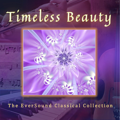 """""""Timeless Beauty"""", The EverSound Classical collection  """"There is a timeless quality to the notion of beauty. It follows a pattern of excellence that transcends time. It is the reason why the term """"classical music"""" is still valid today. This compilation is a journey in music that emphasizes both the idea of timeless beauty and the unparalleled vision that is EverSound.    Timeless Beauty features both traditional musical instruments and subtle electronic elements, performed and recorded by some of the most talented artists of our time.""""   ~ BT Fasmer, New Age Music Guide.  AVAILABLE VERY SOON!!!"""