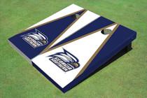 Georgia Southern University Head Logo Alternating Triangle Cornhole Boards