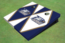 Georgia Southern University Head Logo Alternating Diamond Cornhole Boards