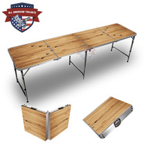 Bowling Alley Themed 8ft Tailgate Table
