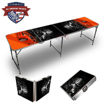 Camero Red Themed 8ft Tailgate Table