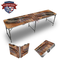Cowboy Boots #1 Themed 8ft Tailgate Table