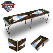 Duck Hunt Themed 8ft Tailgate Table