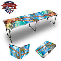 Hammock #2 Themed 8ft Tailgate Table
