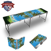 Hammock #3 Themed 8ft Tailgate Table