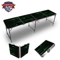 Matrix #1 Themed 8ft Tailgate Table