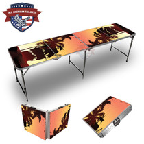 Pirate Ship Themed Tailgate Table