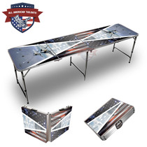 US Navy Battle Group Themed 8ft Tailgate Table