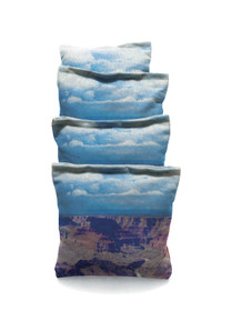 Grand Canyon Sun Rise Custom Cornhole Bags