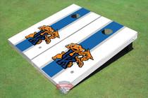 University Of Kentucky Wildcat Blue Matching Long Stripe Cornhole Boards