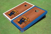 University Of Kentucky Wildcat Rosewood Alternating Border Cornhole Boards
