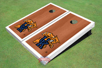 University Of Kentucky Wildcat White Rosewood Matching Borders Cornhole Boards