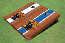 University Of Kentucky Wildcat Rosewood Alternating Long Stripe Cornhole Boards