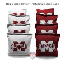 Mississippi State University Cornhole Bags
