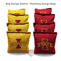 Iowa State University Cornhole Bags