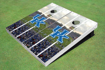 University Of Kentucky Stadium Long Strip Themed Cornhole Boards