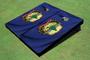 Vermont State Flag Custom Cornhole Board