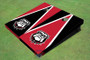 University Of Georgia Bulldog Mark Alternating Triangle Cornhole Boards