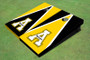 "Appalachian State University ""A"" Alternating Triangle Cornhole Boards"