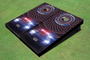 Police Cruiser Cornhole Board Set