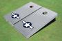 Rivet Air #2 Force Custom Cornhole Board