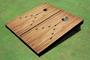 Bowling Alley Custom Cornhole Board